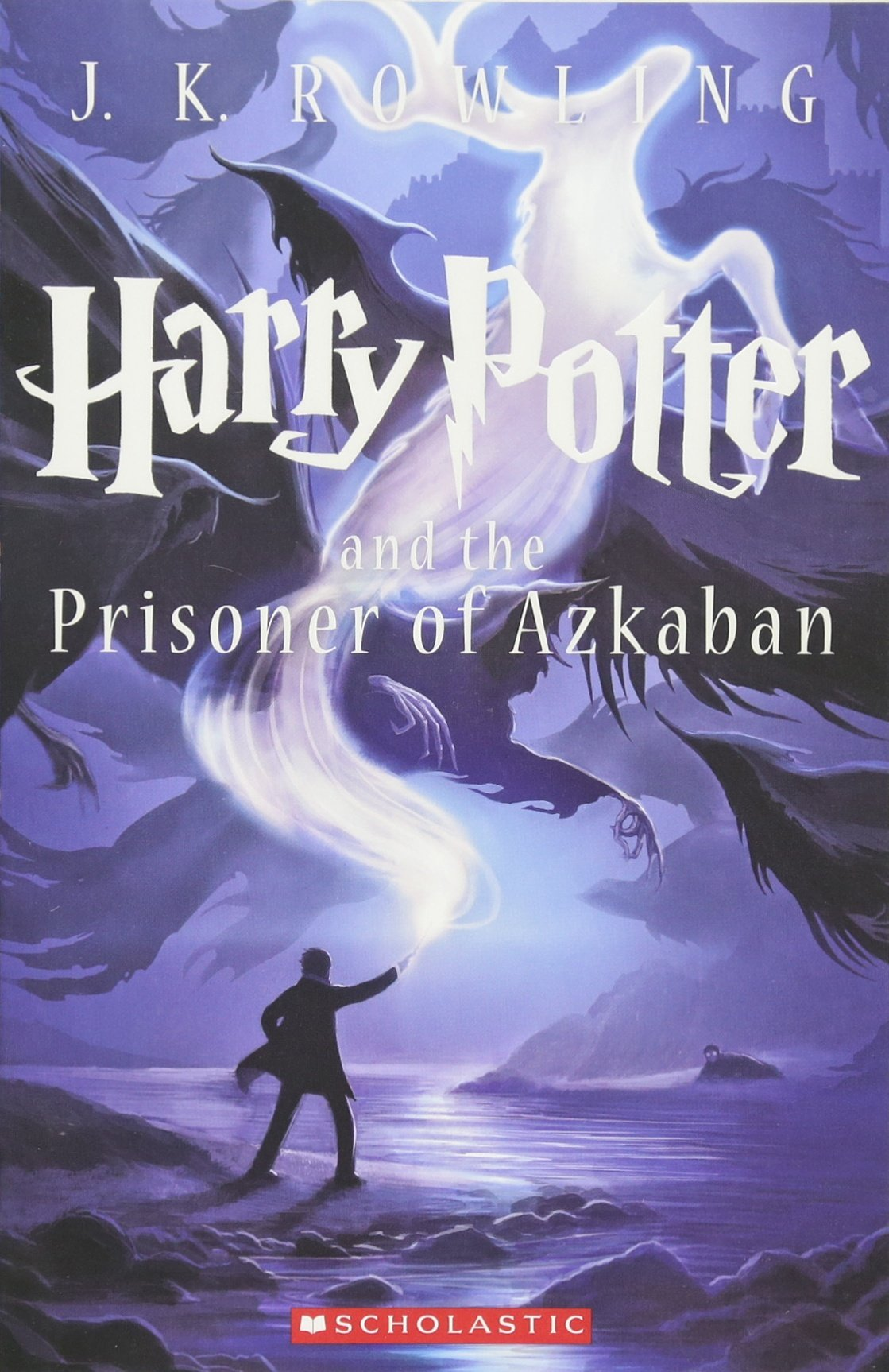 Harry Potter And The Prisoner Of Azkaban Book 3 JK Rowling Kazu Kibuishi Mary GrandPre 9780545582933 Amazon Books