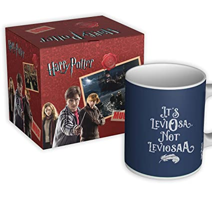 Mc Sid Razz Harry Potter Coffee Mug Of Leviosa