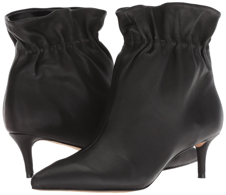 Dolce Vita Women's Rain Ankle Boot B07B8KKG8S 7 B(M) US|Black Leather