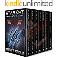 Star Cat: The Complete Series: The Science Fiction & Fantasy Box Set (Books 1-7)