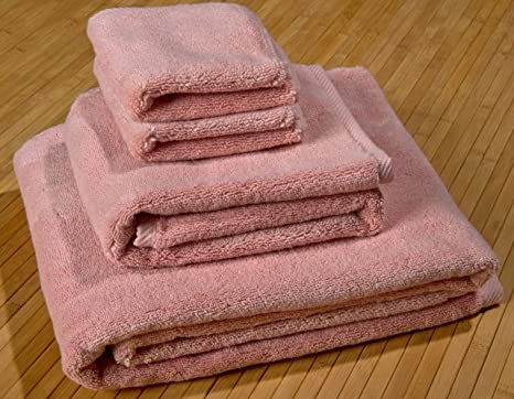 Original día – Toallas, turco 4-pc. Juego de toallas, Ultimate peluche