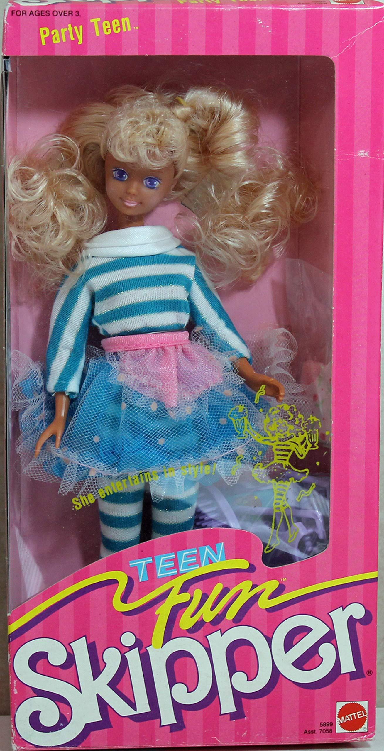 Barbie Fashion Party Teen Skipper Doll