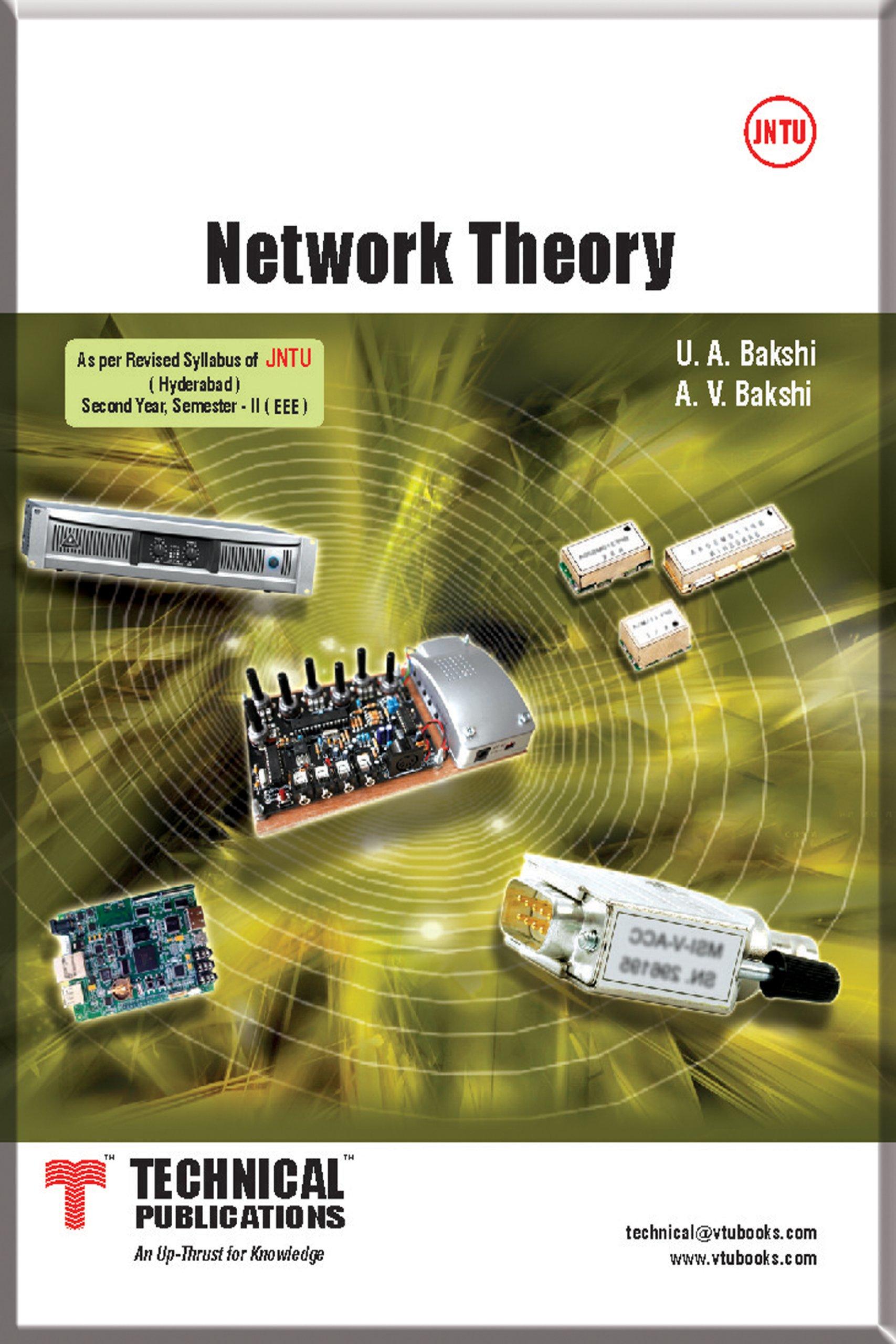 NETWORK THEORY BY BAKSHI EPUB