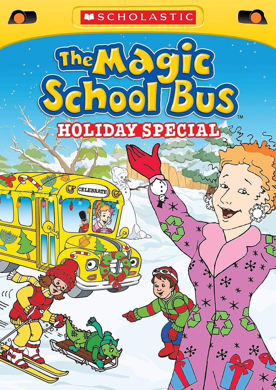Amazon.com: The Magic School Bus: Holiday Special: Magic School ...