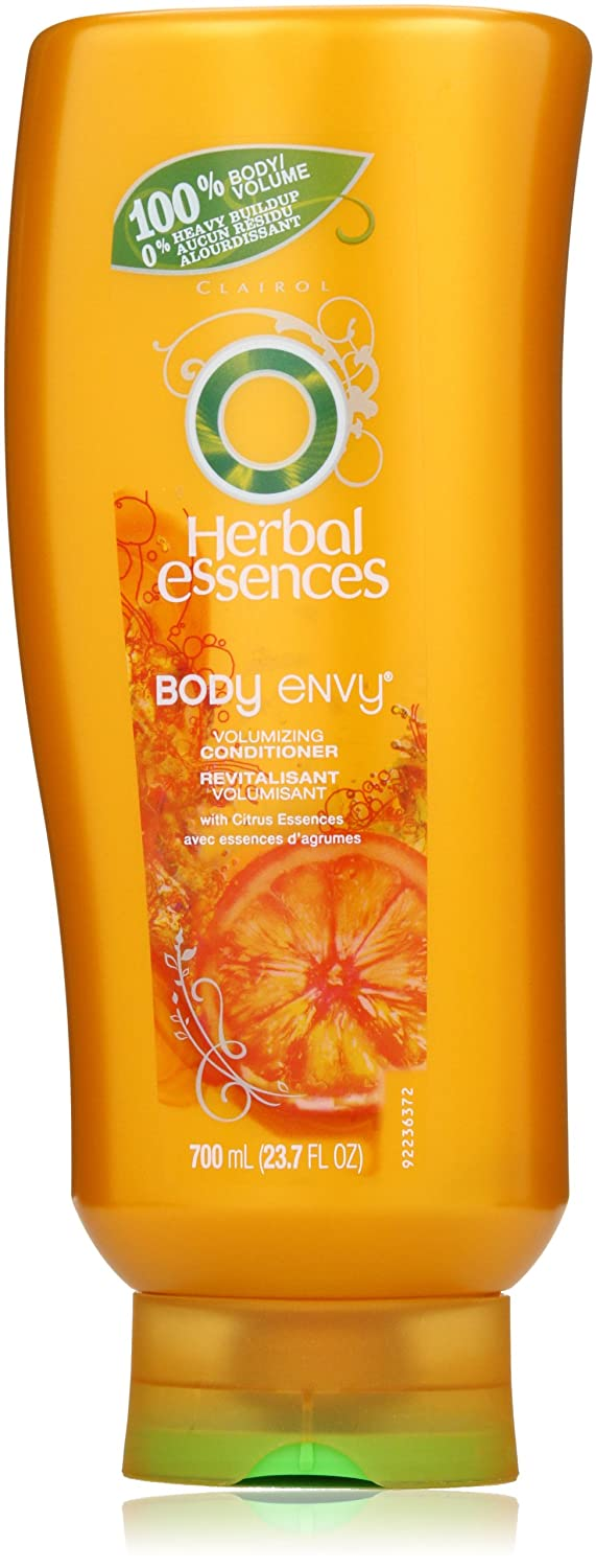 amazon com herbal essences body envy volumizing hair conditioner