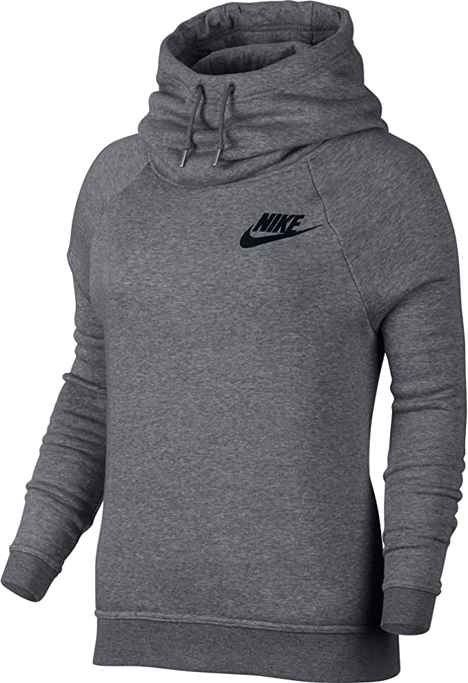 Nike Damen W NSW Rally Hoodie Sweatshirt: : Bekleidung