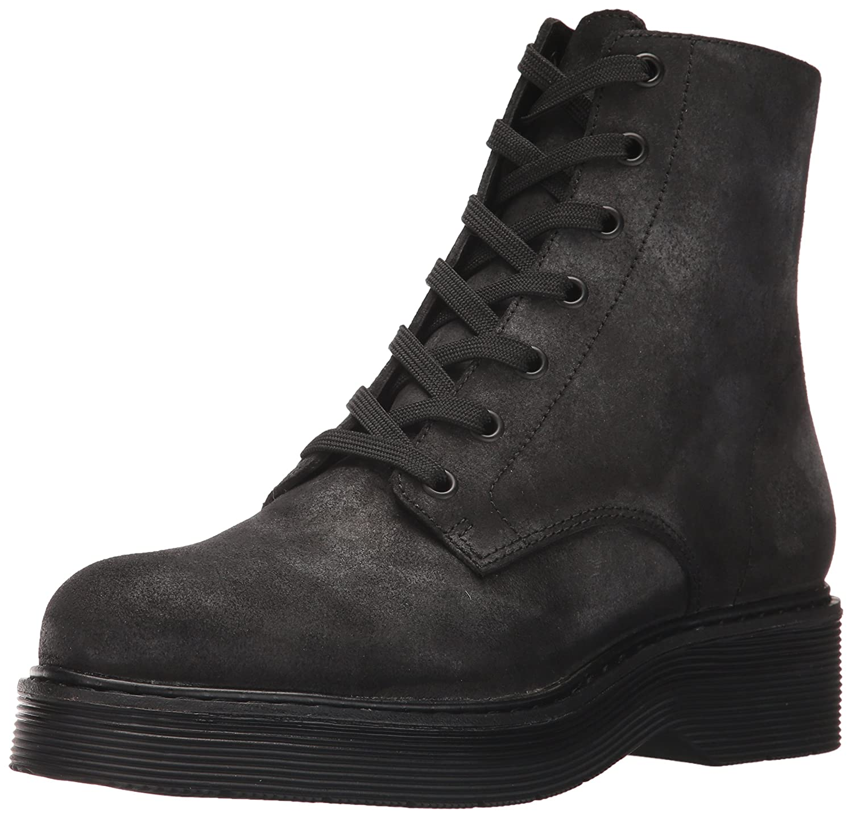 Vince Women's Monastir Combat Boot B06XDTRPM9 5.5 B(M) US|Black