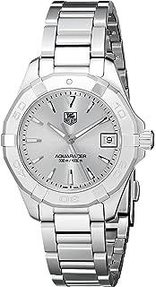 fa5466cc55ce TAG Heuer Women s   300 Aquaracer Swiss Quartz Stainless Steel Casual  Watch