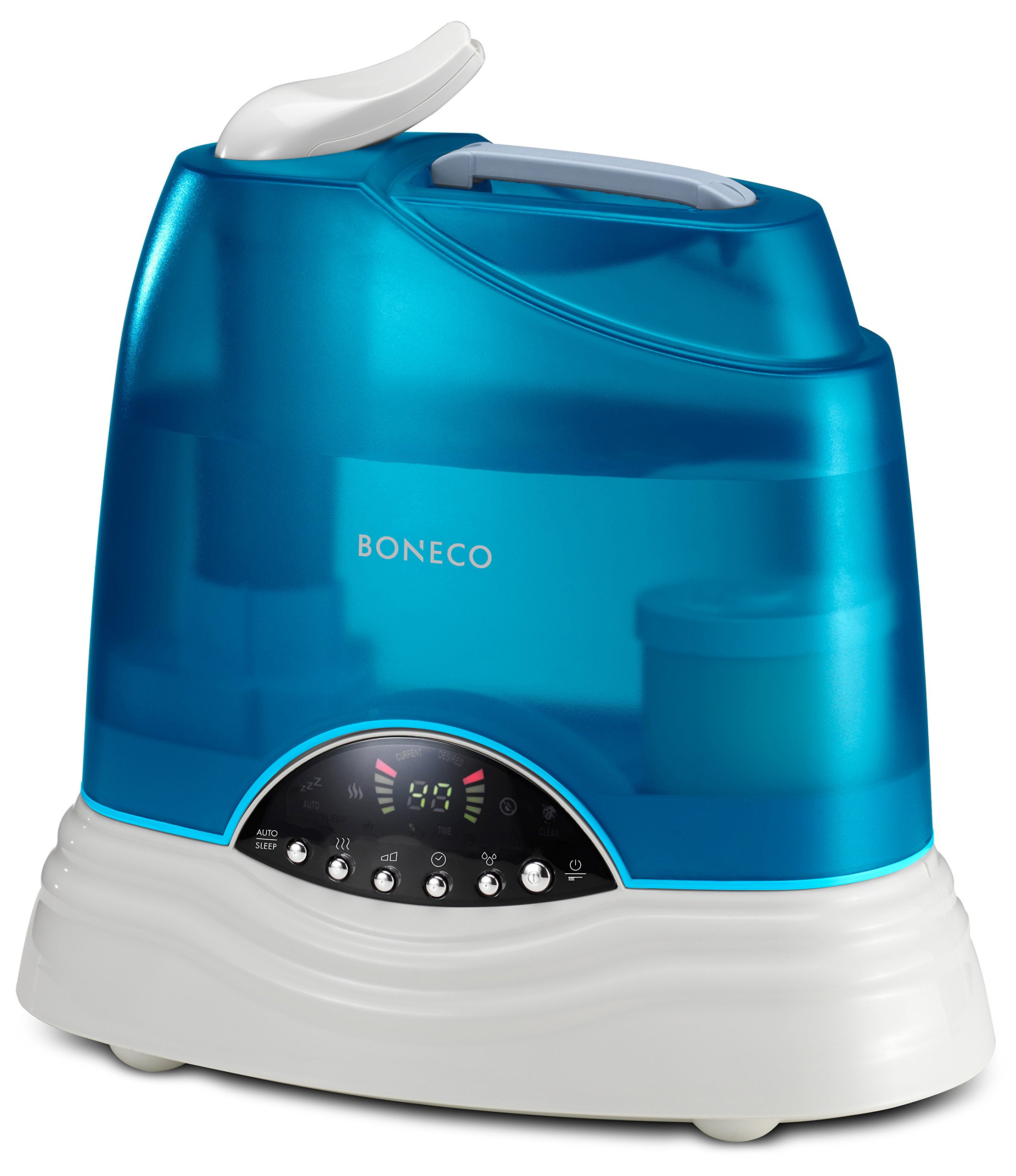 BONECO Warm or Cool Mist Ultrasonic Humidifier 7135 by BONECO