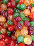 500g - 4 Kinds of Mixed Whole Carnival Coloured Glace Cherries