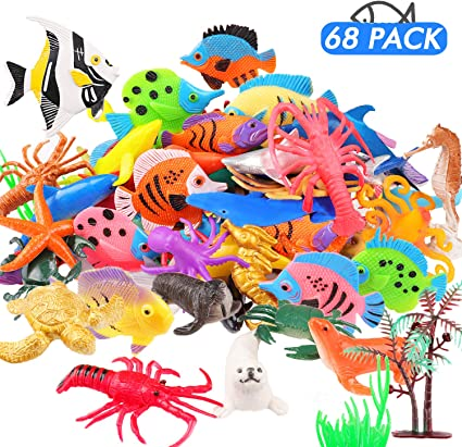Lots Of  Cute Animal Mini Figure Gifts For Baby Kids Toy Pull The Animal Toy Pro