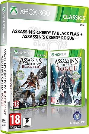 Compilación: Assassins Creed IV Black Flag + Assassins Creed ...