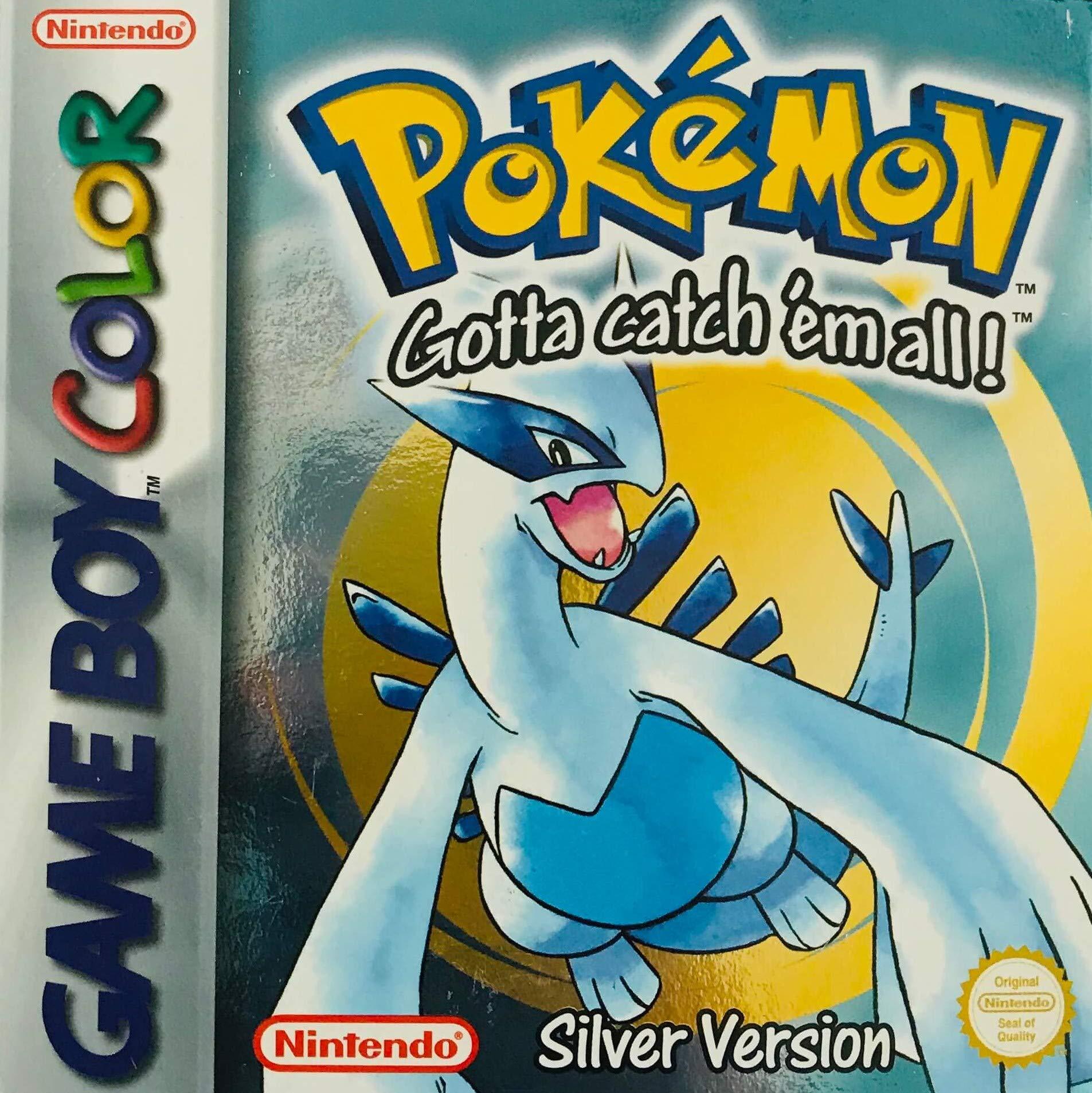 Pokemon, Silver Version