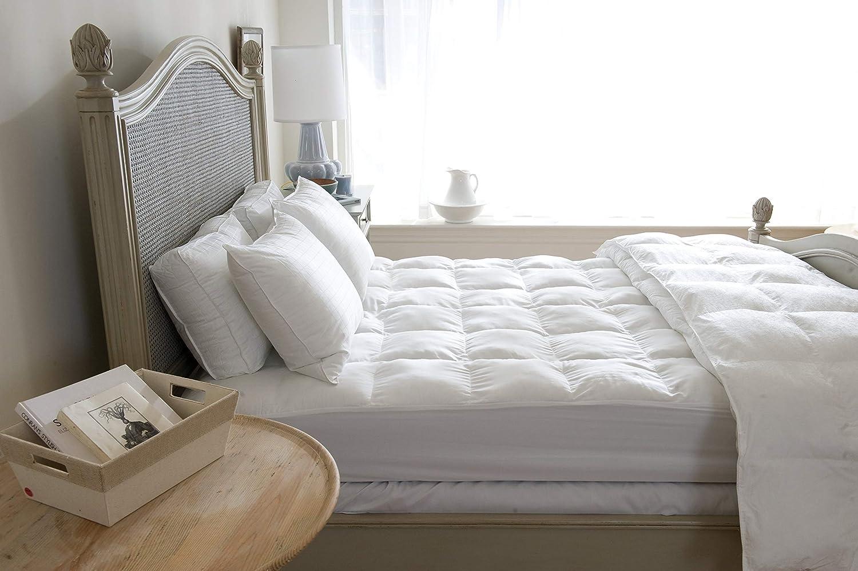 beyond down side sleeper bed pillows 2 pk king white 31374572121
