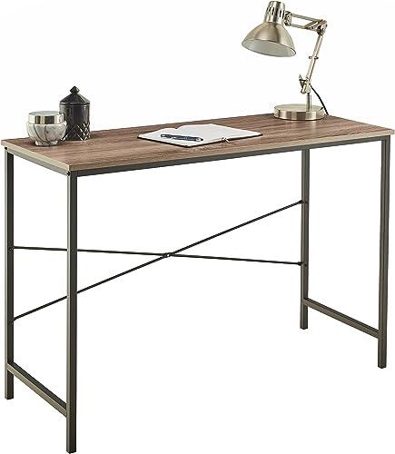 ClosetMaid 1317 Rectangular Wood Desk, Gray