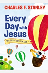 Every Day with Jesus: 365 Devotions for Kids Kindle Edition