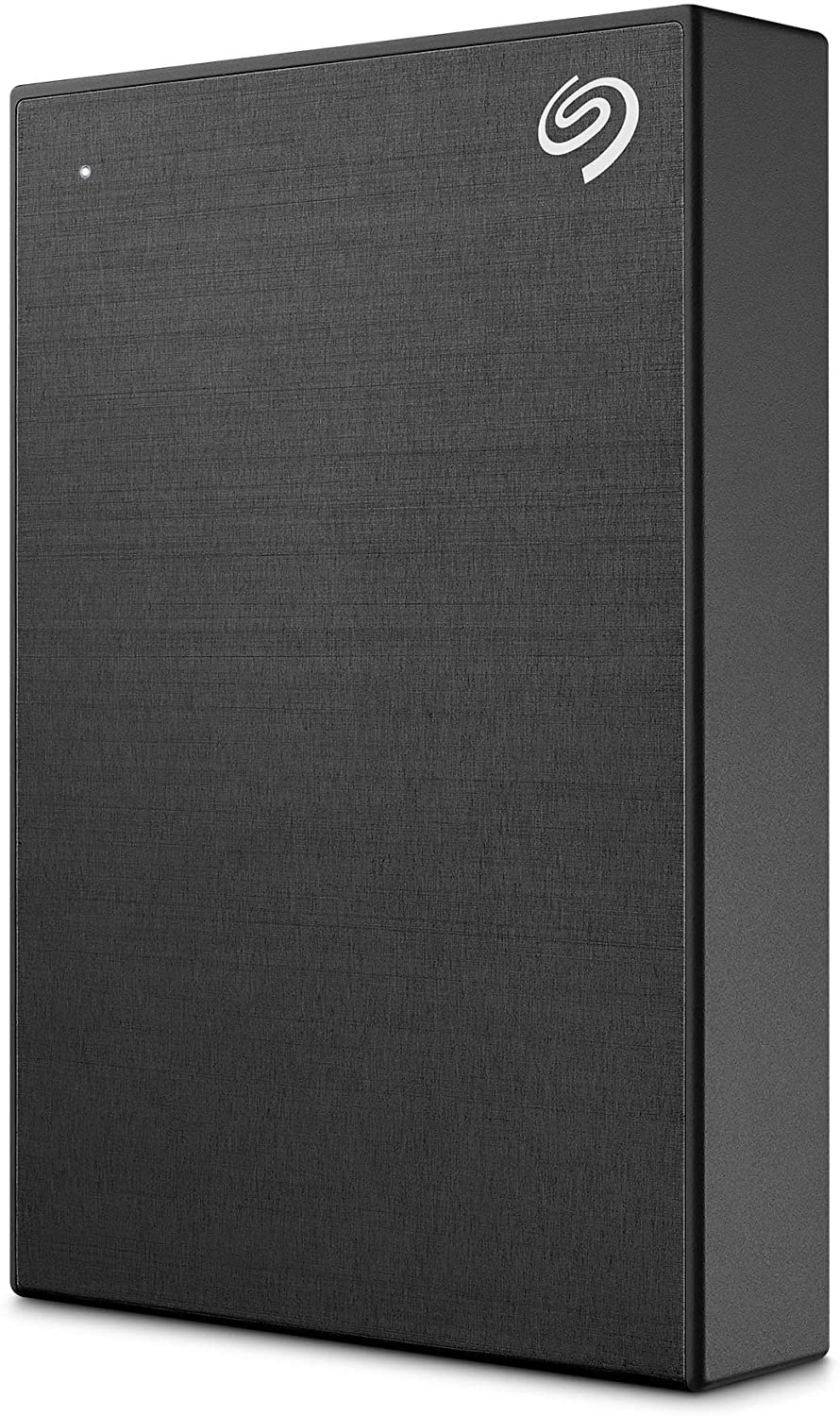 Seagate One Touch 5TB External Hard Drive HDD – Black USB 3.0 for PC Laptop and Mac, 1 Year MylioCreate, 4 Months Adobe Creative Cloud Photography Plan (STKC5000410)