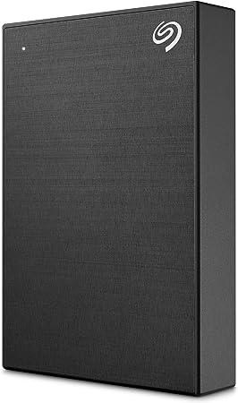 Seagate One Touch 4tb Externe Festplatte Hdd Schwarz Computer Zubehör