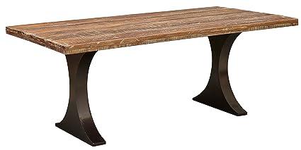 30 x 30 dining table aishni home furnishings hm38 hamilton iron base dining table top 80quot 40quot amazoncom