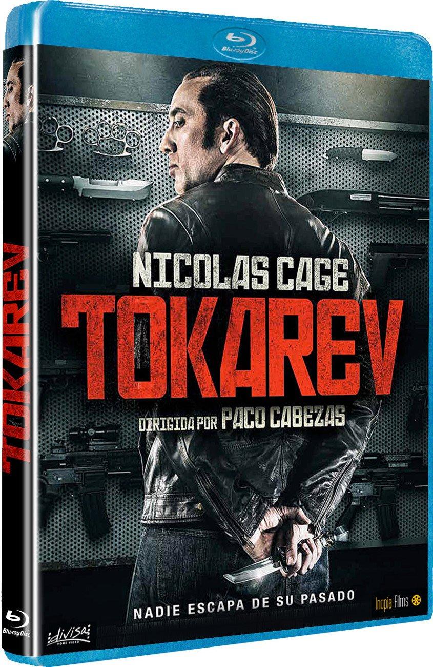 Tokarev [Blu-ray]: Amazon.es: Nicolas Cage, Rachel Nichols ...