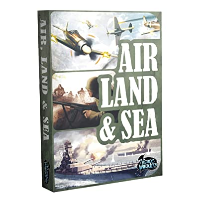 Air, Land, & Sea: Toys & Games
