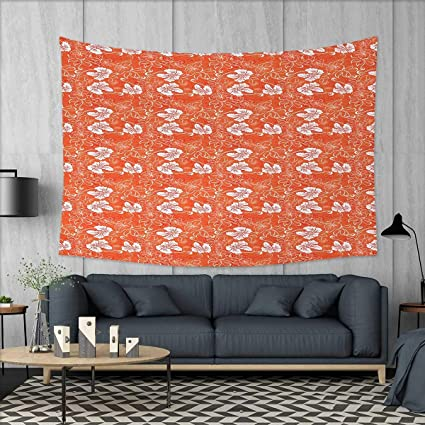 Amazon.com: Anniutwo Burnt Orange Home Decorations for ...