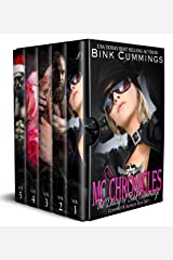 MC Chronicles: The Diary of Bink Cummings Vols 1-5 Complete Series Set Kindle Edition