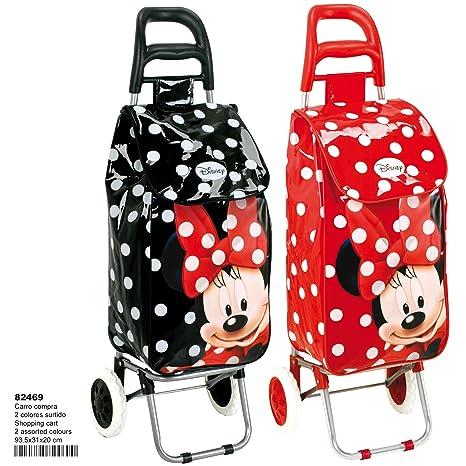 Montichelvo Montichelvo Shopping Cart MN 2 Cols. (23813) Bolsa Escolar, 93 cm, (Multicolour): Amazon.es: Equipaje