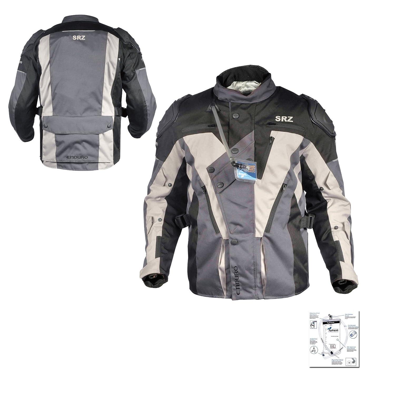 SRZ Motorcycle Hydra Jacket//Motorbike Hydra Jacket