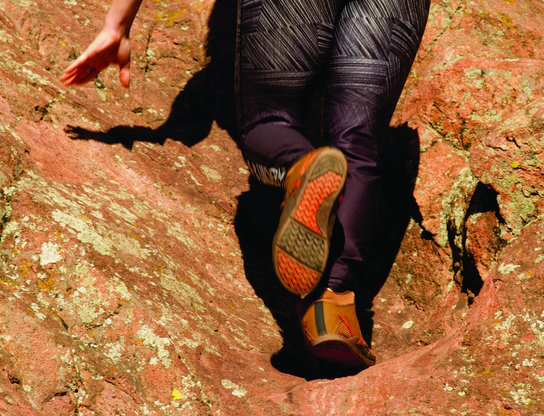 Xero Shoes Daylite Hiker - Lightweight Minimalist, Barefoot-Inspired Hiking Boot - Women's 9 by Xero Shoes (Image #7)