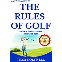 Rules of Golf: A Handy Fast Guide to Golf Rules 2019