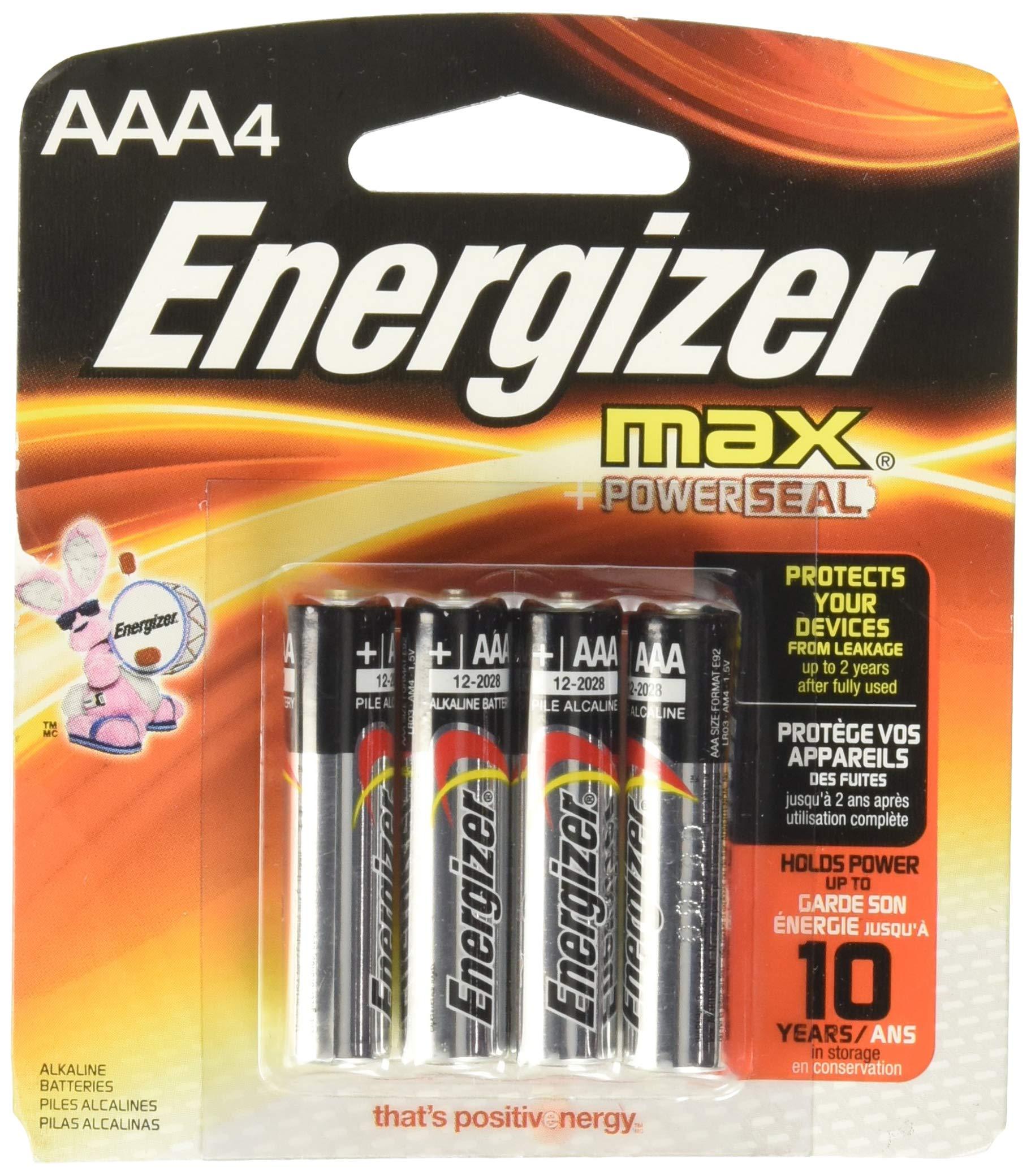 Best Rated in AAA Batteries & Helpful Customer Reviews