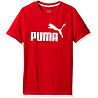 PUMA Boys' No.1 Logo Tee