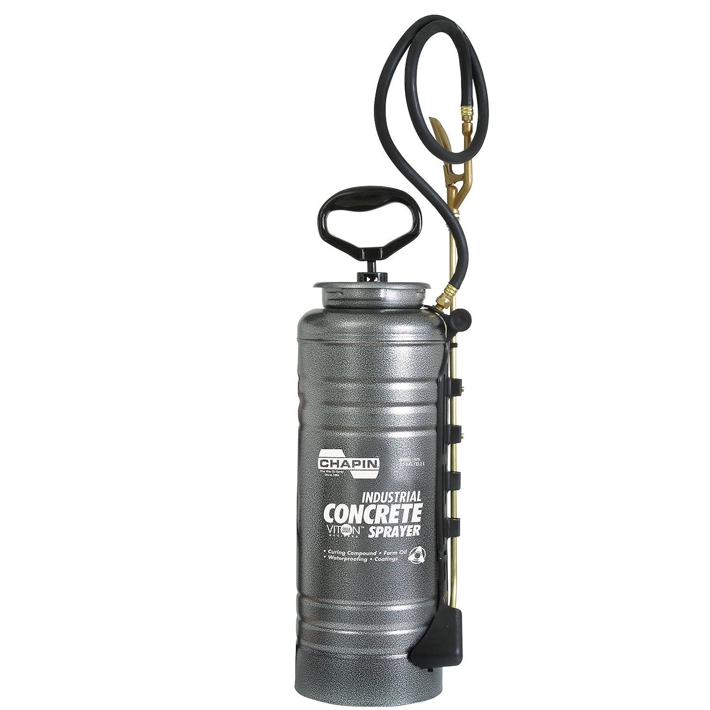 Chapin 1979 Industrial 3.5-Gallon Viton Concrete Open Head Sprayer with Filter, 3.5-Gallon 1 Sprayer Package