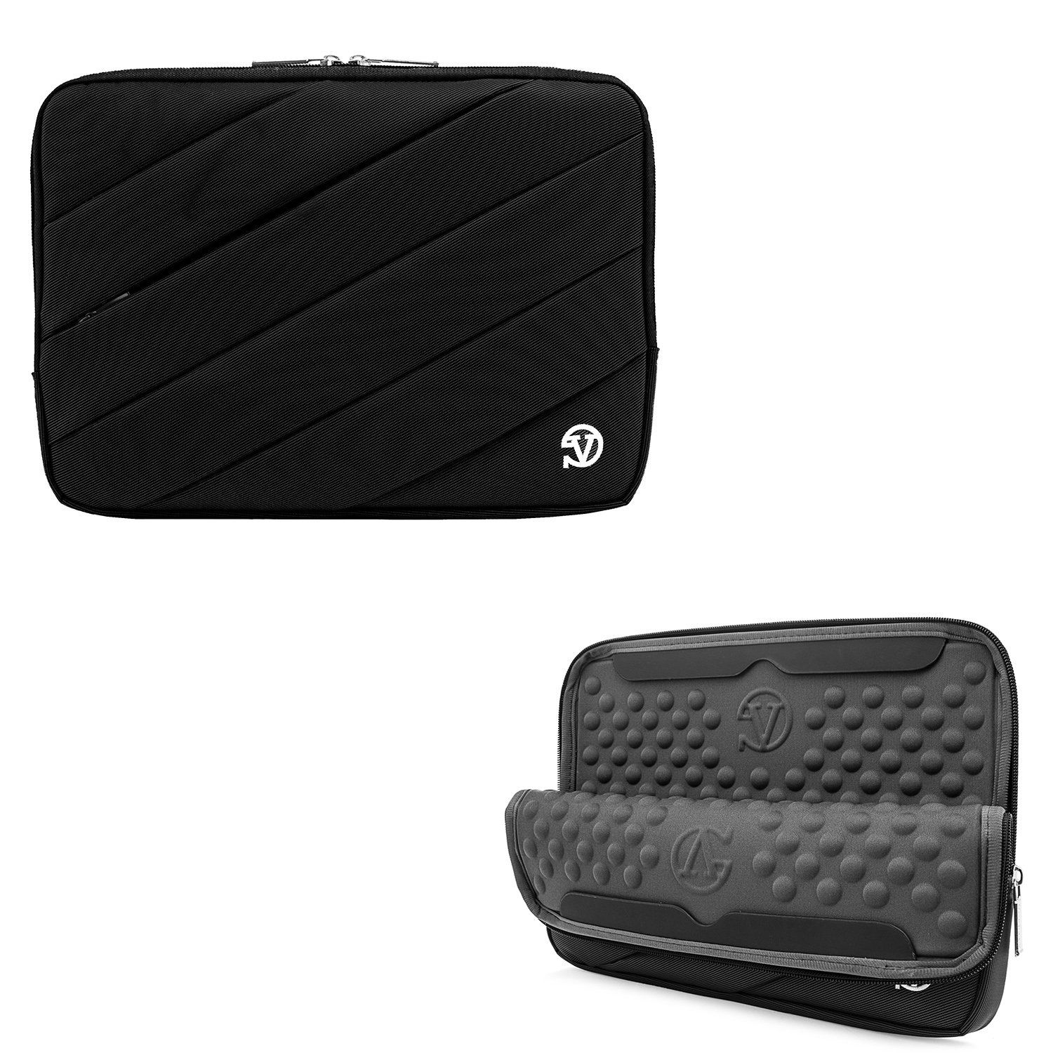 0a4b67c8dc5f Amazon.com: Fashion Tablet Sleeve Notebook Pouch Bag Carrying Case ...