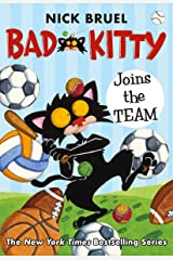 Bad Kitty Joins the Team Kindle Edition