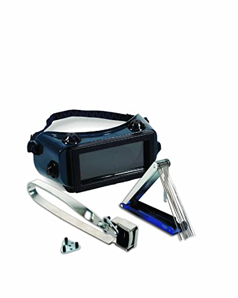 Hobart 770189 gafas para soldar, Triple Flint Striker, punta para limpiar la punta unidades