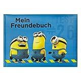 Undercover MNOH0962 - Freundebuch A5 Minions, blau