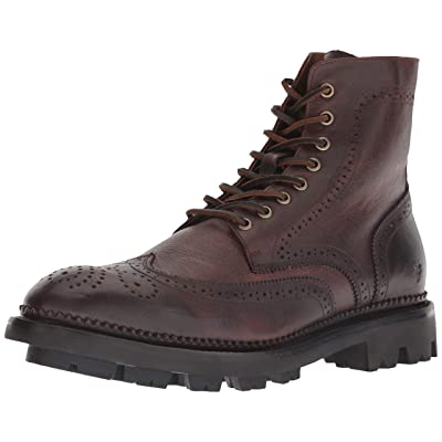 FRYE Mens Tanker Lace-Up: Shoes