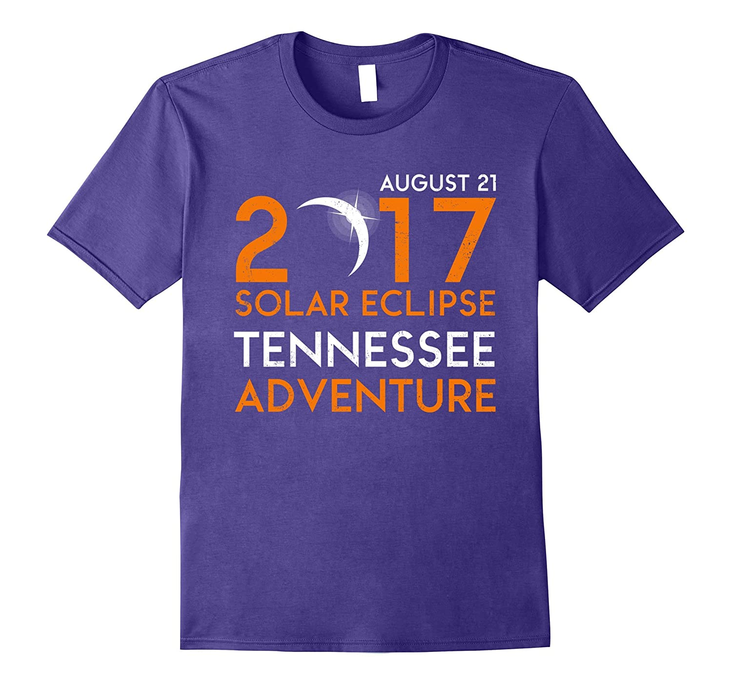 2017 Solar Eclipse Tennessee Adventure T-Shirts-BN
