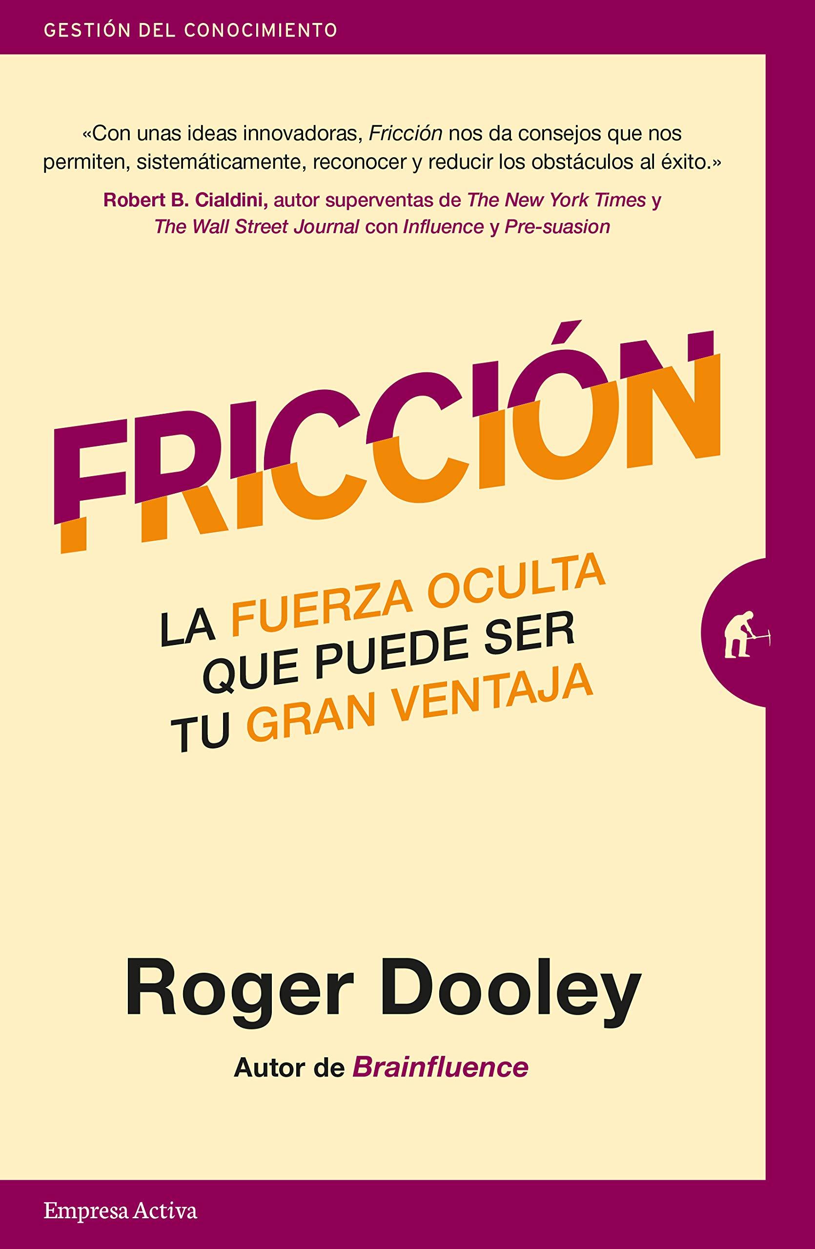Fricción/ Friction: Amazon.es: Dooley, Roger: Libros