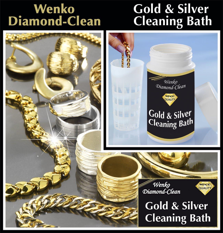 Wenko Diamond Clean B/álsamo de Cuero