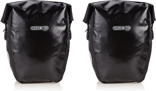 Ortlieb Back-Roller City - Juego de bolsas para parte trasera de ...