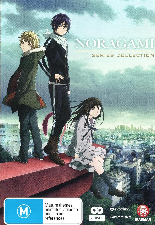 Amazon com noragami series collection anime non usa format pal region 4 import australia movies tv