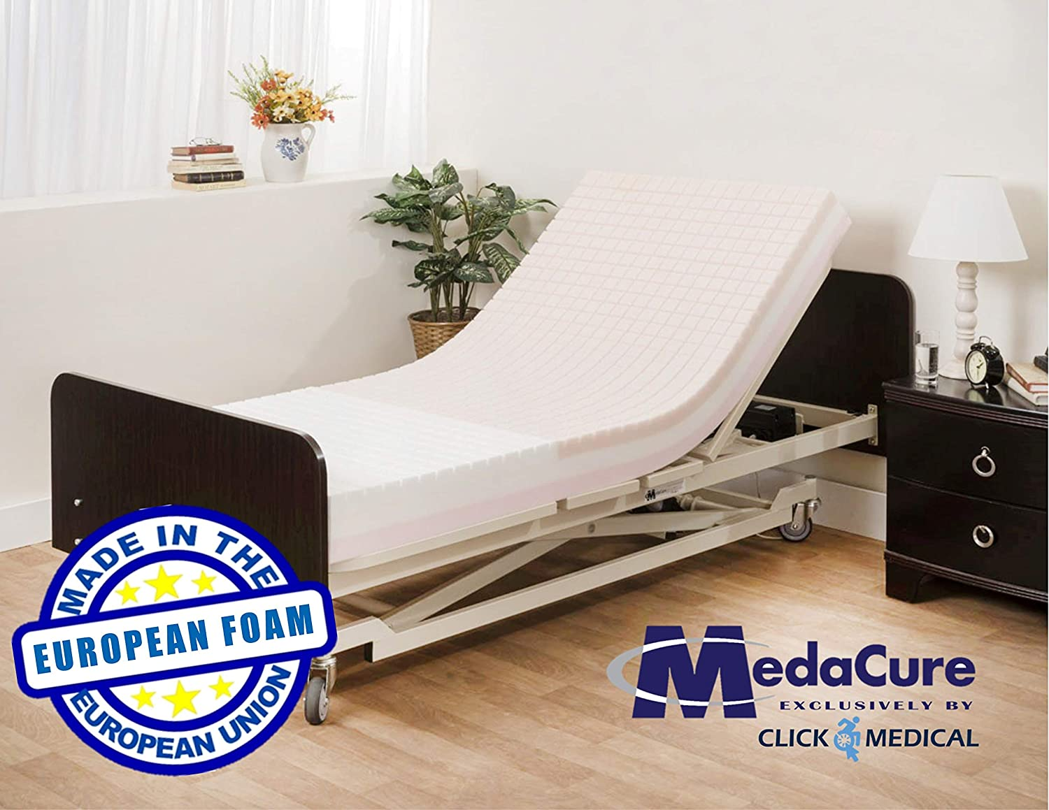 Pressure Redistribution Foam Hospital Bed Mattress