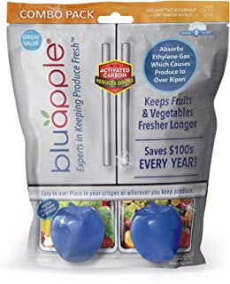 product image for Bluapple One-Year Combo Pack with Activated Carbon Freshness Balls to Keep Produce Fresh Longer
