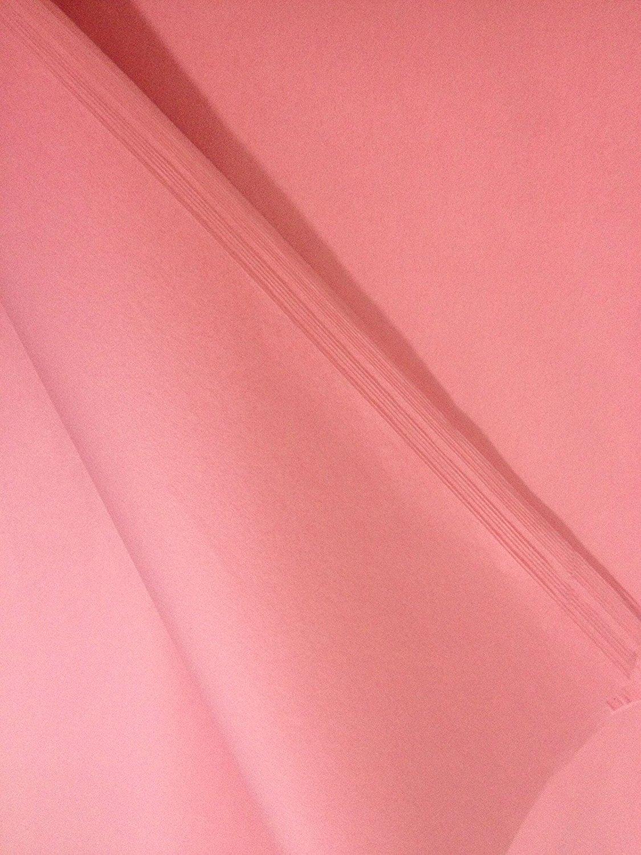 50 X Feuilles Papier de soie, Corail, couleurs, 20 x 68,6 cm par Originals groupe 20x 68 6cm par Originals groupe