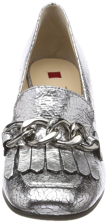 HÖGL Damen 5-10 (Silber) 7028 7600 Pumps Silber (Silber) 5-10 8b5081