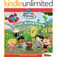 Little Einsteins:  Irish Adventure (Disney Storybook (eBook))