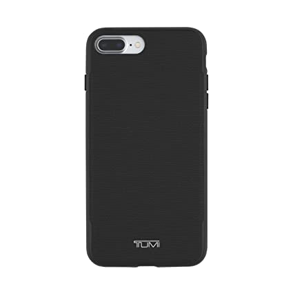 premium selection 785f9 43eee TUMI Coated Canvas Co-Mold Case for iPhone 8 Plus &: Amazon.in ...